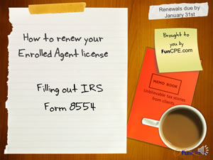 renew ea license
